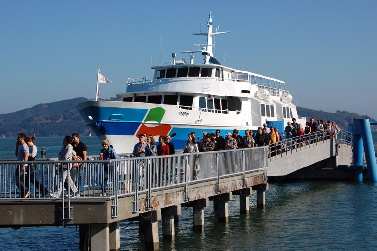 sausalito-ferry